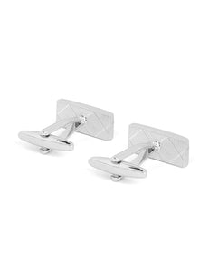BRADLYS RECTANGLE CUFFLINKS