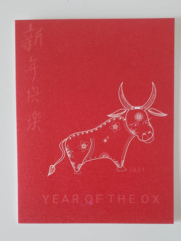Lunar New Year-Year of the Ox