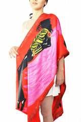 Michael Jackson Double Layer Stole