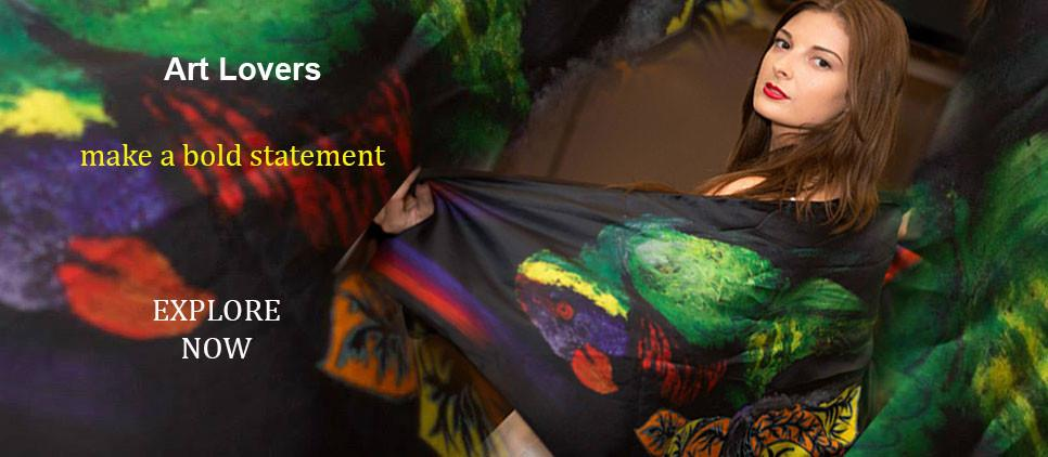 Art Lovers - Make a bold statement