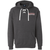 Barnwood Sports WM Logo Heavyweight Sport Lace Hoodie