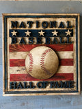 Officially Licensed National Baseball Hall of Fame Logo