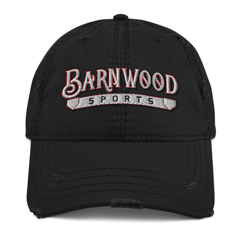 Barnwood Sports Distressed Trucker