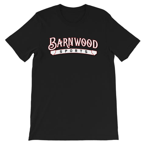 Barnwood Simple Logo Tee