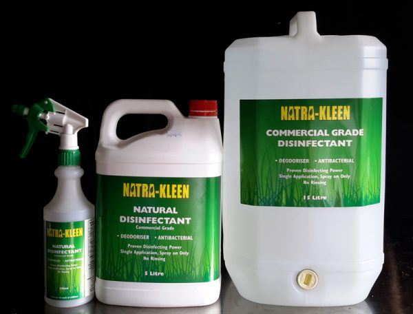 Natra-Kleen Natural Disinfectant (Commercial Grade)