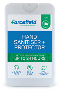 Your Forcefield Hand Sanitisers (10 Pack)