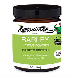 Organic Barley Sprout Powder - 100g