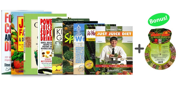 Sproutman®'s Book Bundle