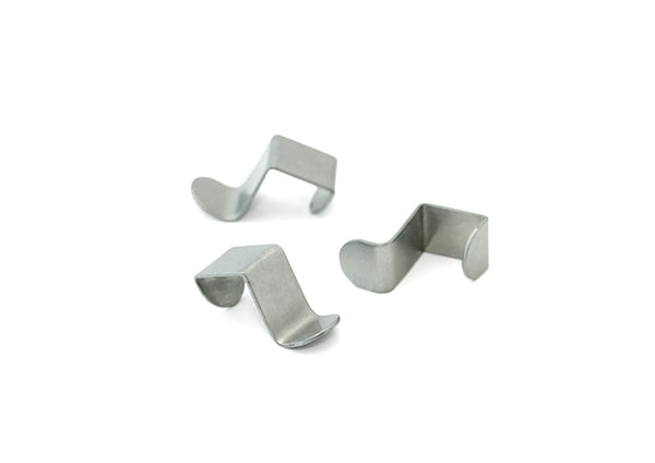 Freshlife Stainless Steel Clips (3 pc set)