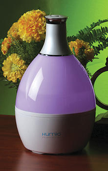 Humio Ultrasonic Cool Mist Humidifier