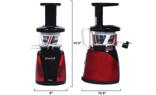 Slow Star Vertical Slow Juicer & Mincer