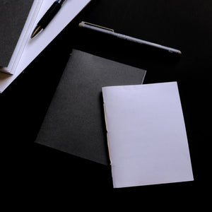 Haku Notebook - Dear Joie, Pocket Size Notebooks, Environmentally Friendly Paper, Handcrafted and bound in Canada