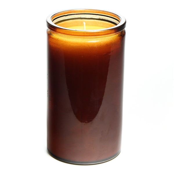 Pure Beeswax - Recycled Heavy Glass Candle - 16oz