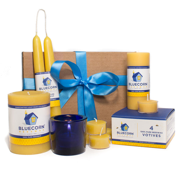 Raw Beeswax Gift Set - Small