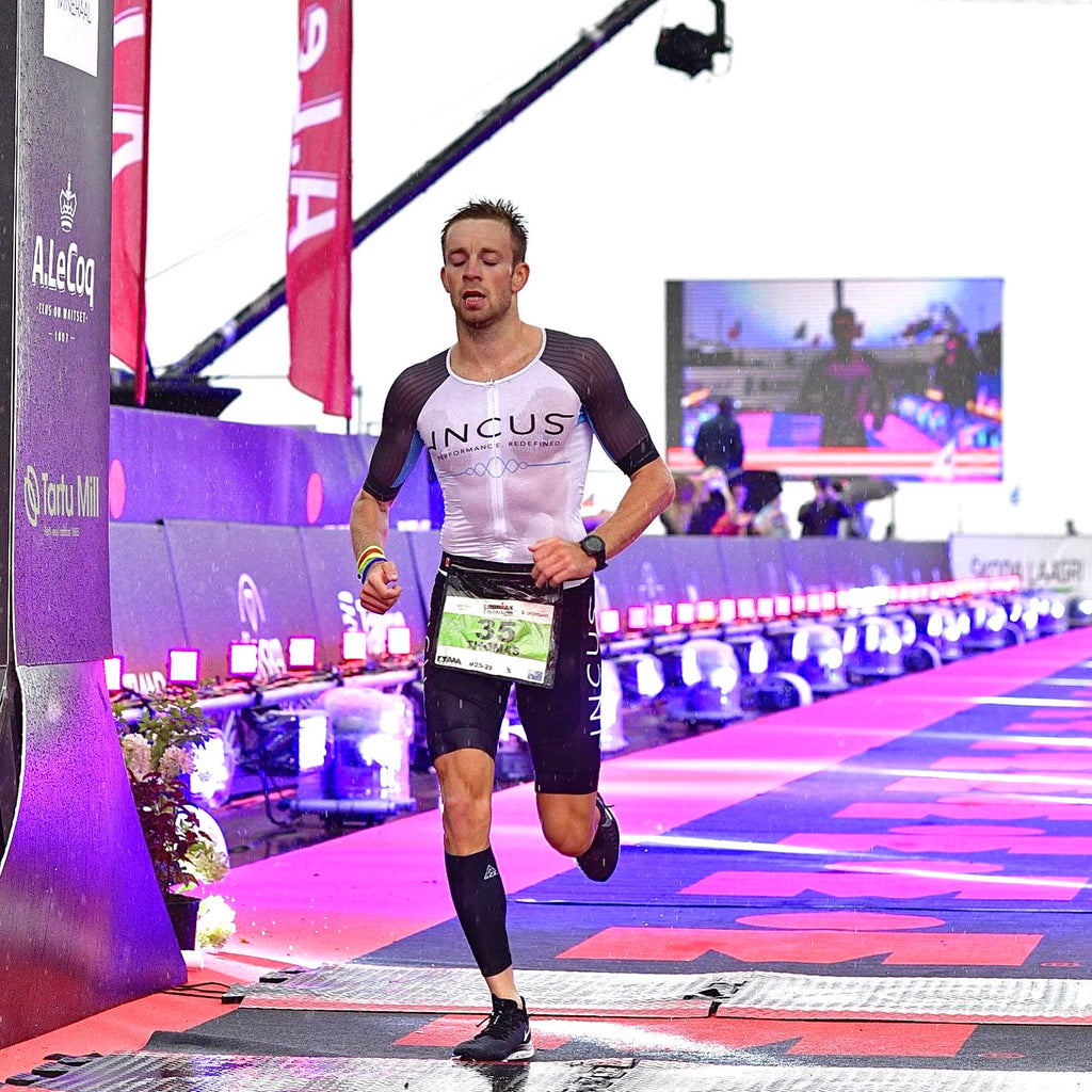 TEAM | INCUS - Tom Davies is on his way to KONA 2021!