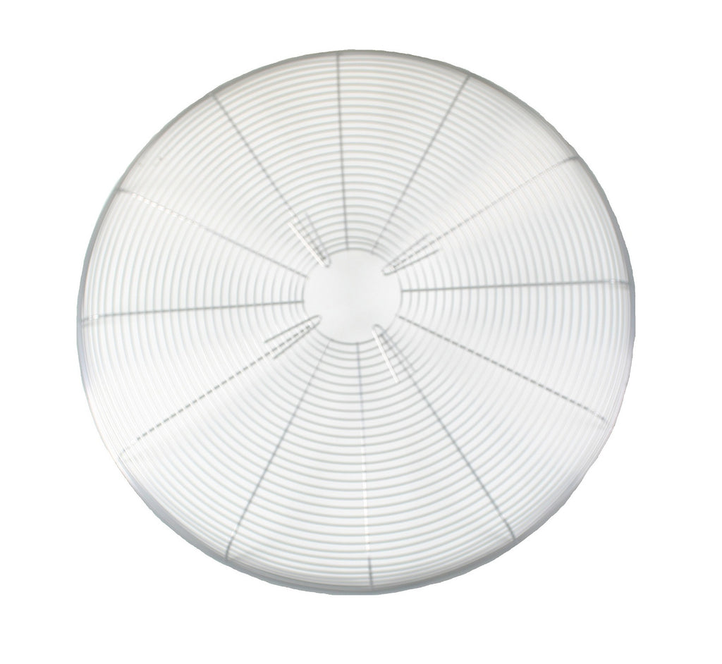 Rear Grille for 30 In. Non-Yoke Pedestal and Wall Mount Fans