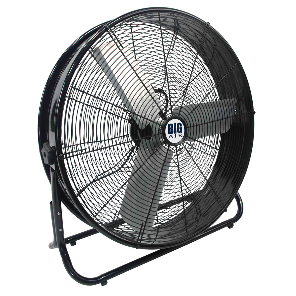 Big Air 24 In. 2-Speed Direct Drive Drum Fan