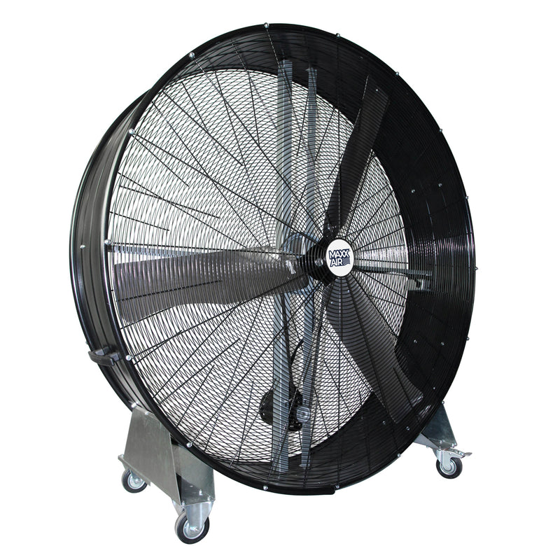 Maxx Air Pro Series 60 In. 2-Speed Belt Drive Drum Fan