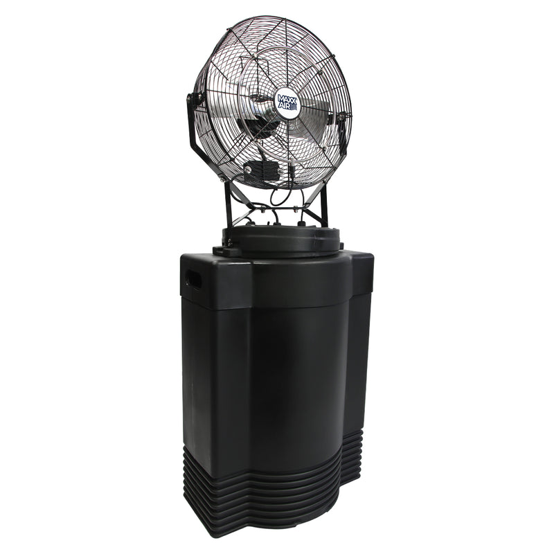 Maxx Air 18 In. 3-Speed Misting Fan with 40 Gal. Tank