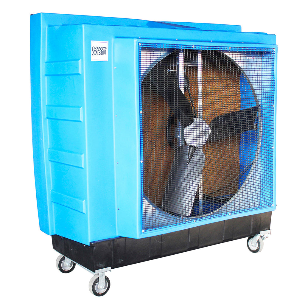 Maxx Air 48 In. 2-Speed Evaporative Cooler for 3,600 sq. ft.