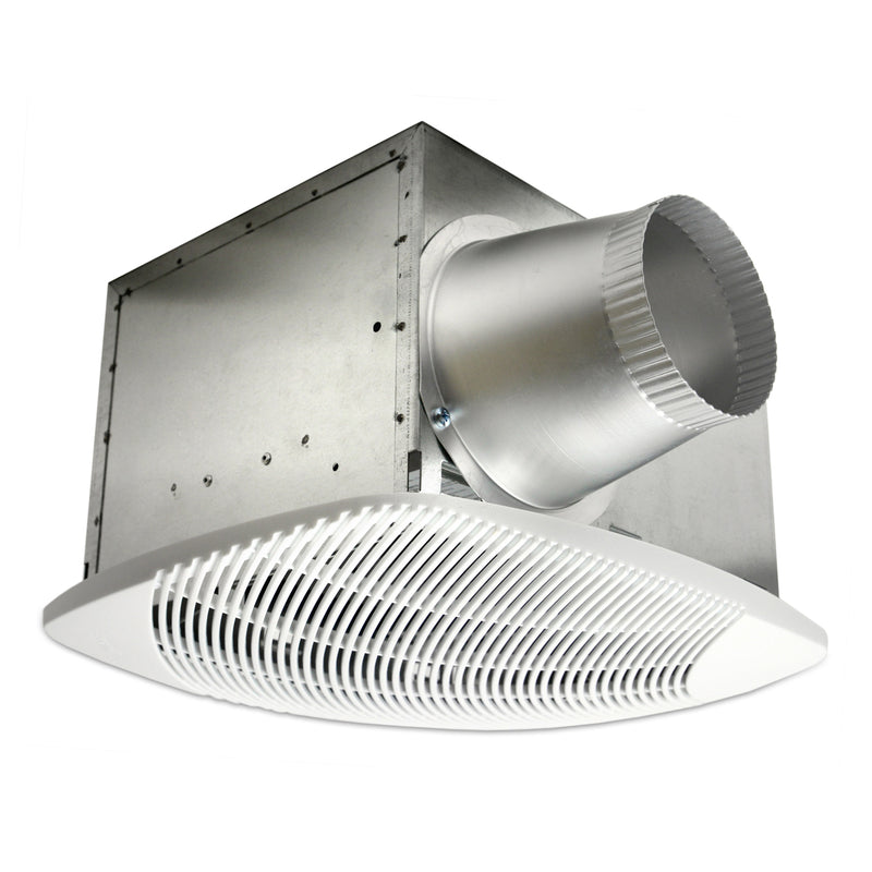 NuVent SH Series 114 CFM Ceiling Exhaust Bath Fan