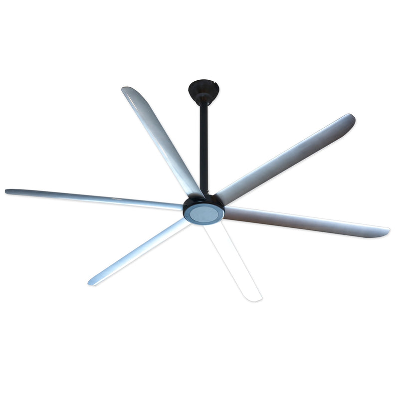 108 In. Indoor 6-Speed HVLS Ceiling Fan