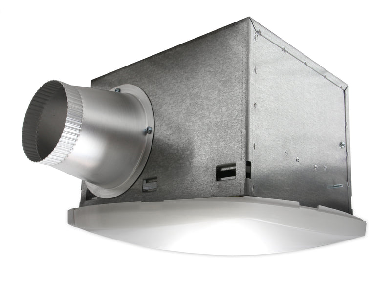 SH Series 86 CFM Ceiling Exhaust Bath Fan with Light