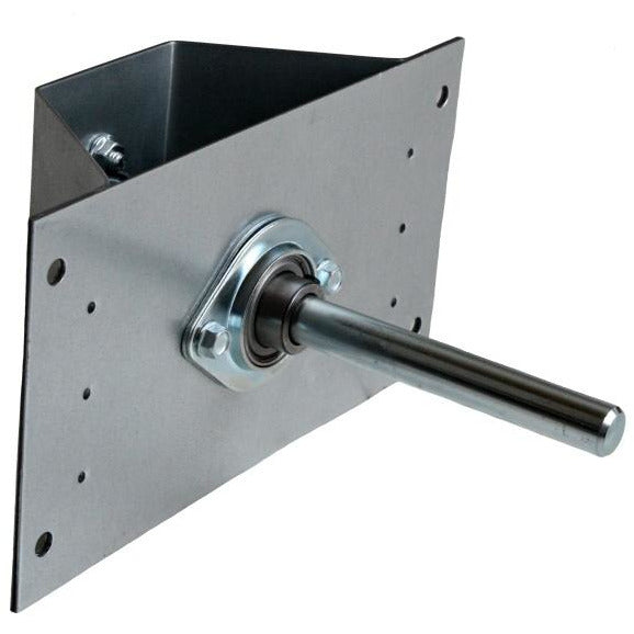 Bearing Plate Assembly for Belt Drive Drum Fans