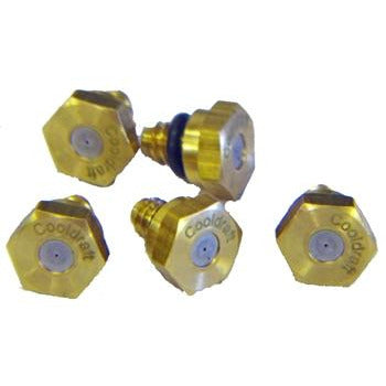 Mid-Pressure Nozzles for 18 In. Misting Fans, 5-Pack