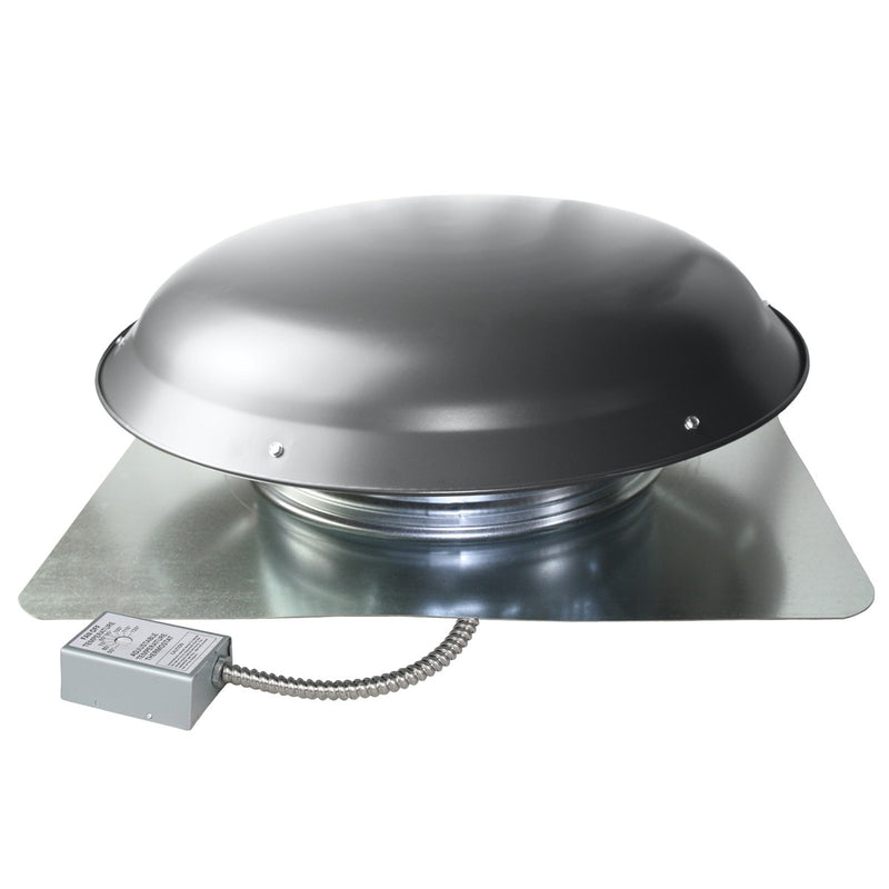 Maxx Air 4000 Series 1,600 CFM Roof Mount Power Attic Ventilators