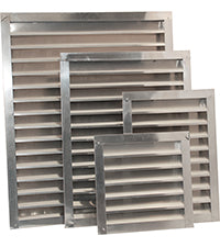 SGV Series Wall and Gable Louvers