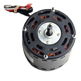 Motor and 2 In. Pulley for 36 In. and 42 In. Drum Fans