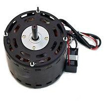 Motor with 2.75 In. Pulley for 48 In. Belt Drive Drum Fans