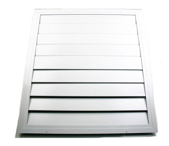 XX36SHUTWT - Shutter for 36-inch Cool Attic Whole House Fans