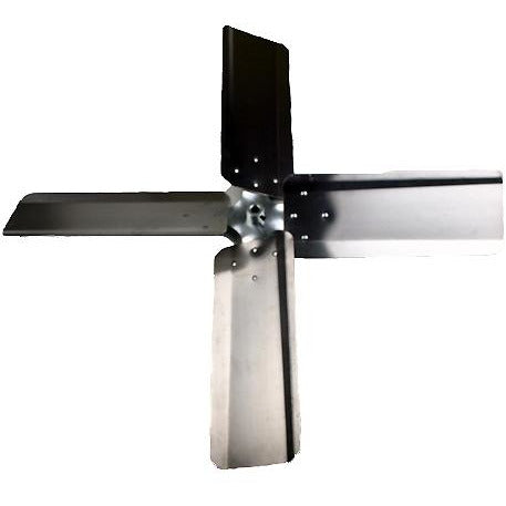 Fan Blade Kit for 36 In. Belt Drive Whole House Fans