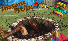 Load image into Gallery viewer, Mud Wrestling Mud Recipe