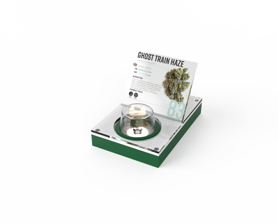 Display For Dispensaries