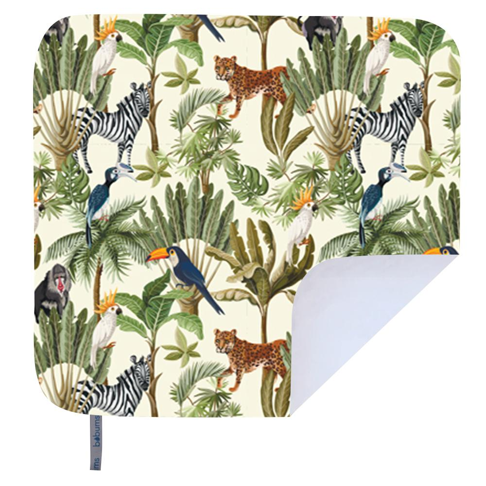 Towel 4 Two - Microfibre Printed beach Blanket - Game Reserve