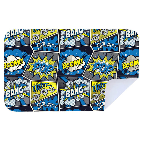 Microfibre XL Printed Towel - Boy pop