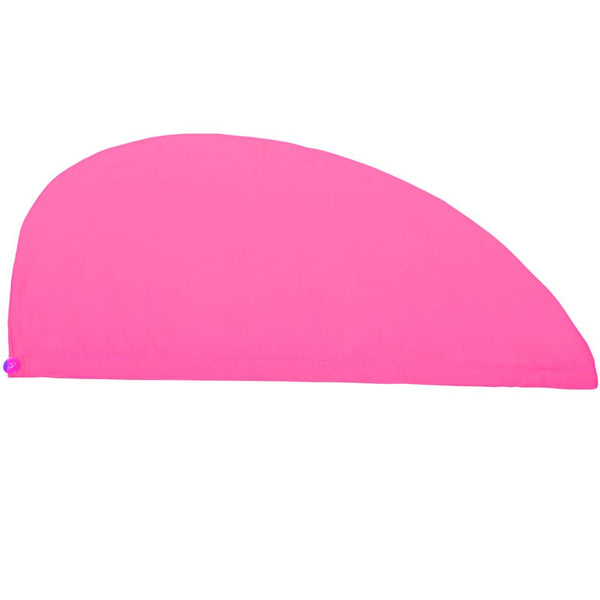 Microfibre Head Towel - Candy Pink