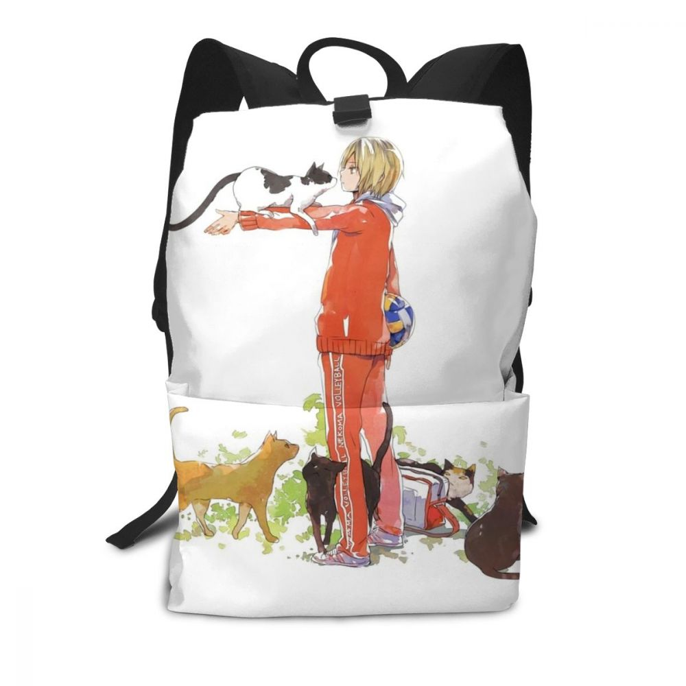 Kenma Backpack Haikyuu