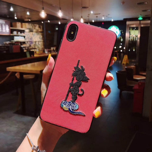 Kid Goku Soft Case - Kisame Global