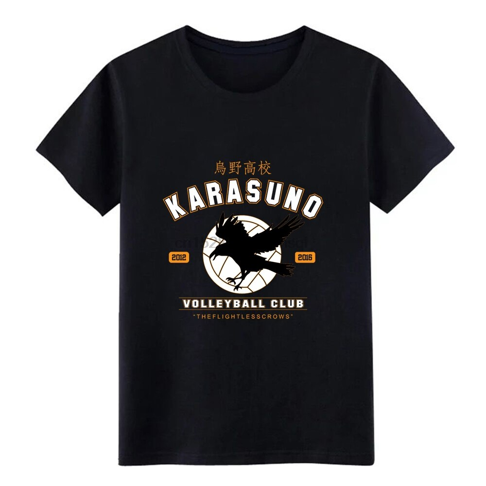 Haikyuu Flightless Crows T-shirt