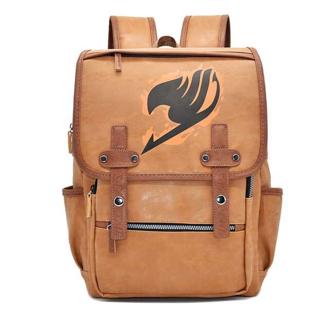 Fairy Tail Leather Backpack - Kisame Global