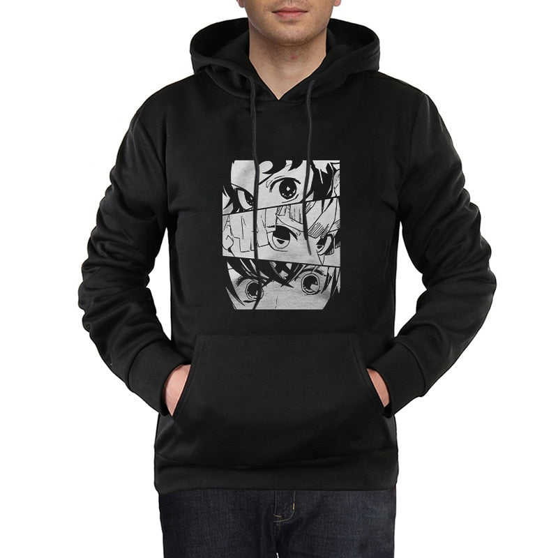 Demon Slayer Hoodie - Kisame Global