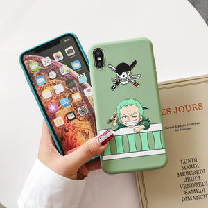 Zoro One Piece Phone Cover - Kisame Global