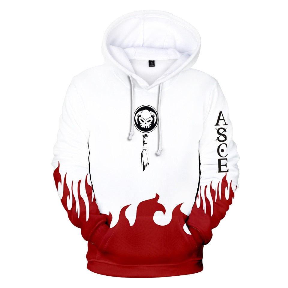 Ace Fire Hoodie - Kisame Global