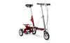 CARRYALL FOLDING COMPACT TRICYCLE