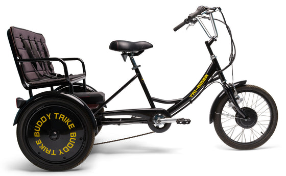 TRI-RIDER BUDDY TRIKE Electric