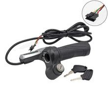 HANDLEBAR TWIST THROTTLE 48V CONTROLLER